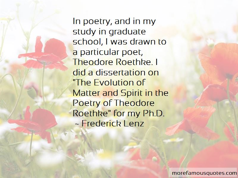 Theodore Roethke Quotes Pictures 3