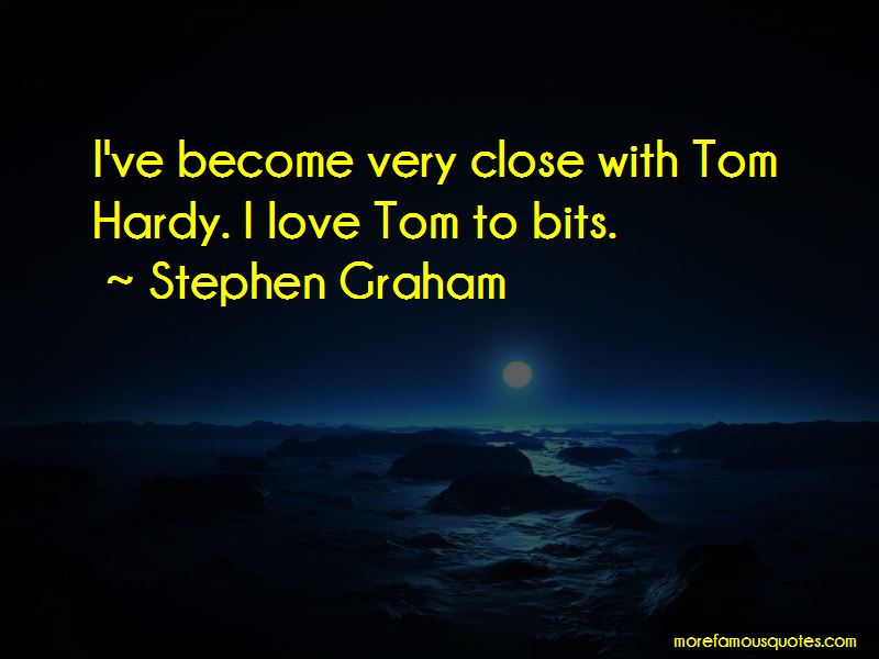 Tom Hardy Quotes Pictures 2