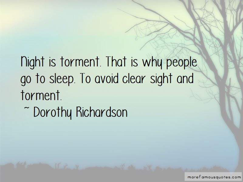 Quotes About Torment