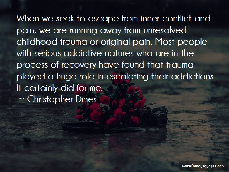Quotes About Trauma Recovery