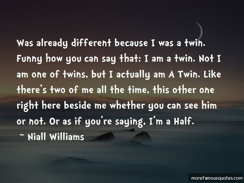 Quotes About Twins Funny Top 1 Twins Funny Quotes From