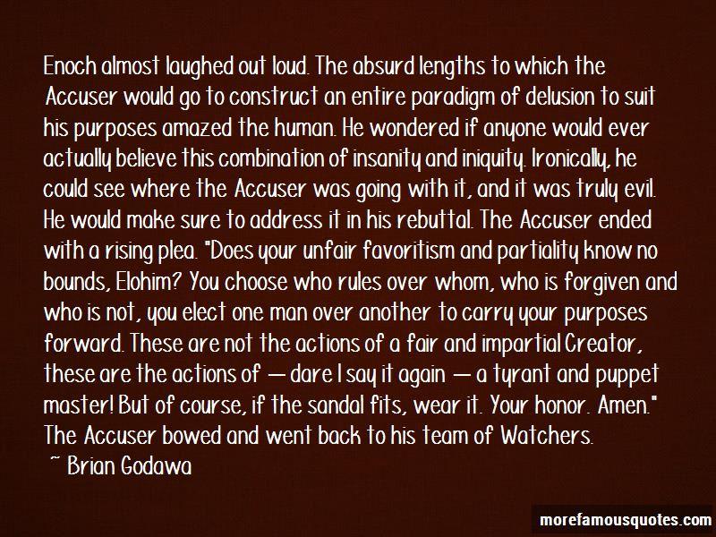 Quotes About Unfair Favoritism: top 1 Unfair Favoritism ...