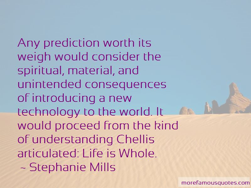 Quotes About Unintended Consequences