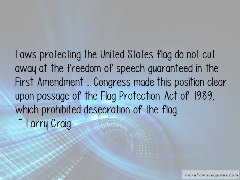 Quotes About United States Flag