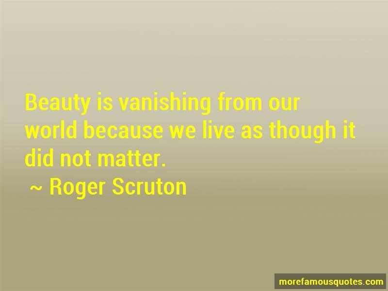 Vanishing Quotes Pictures 2