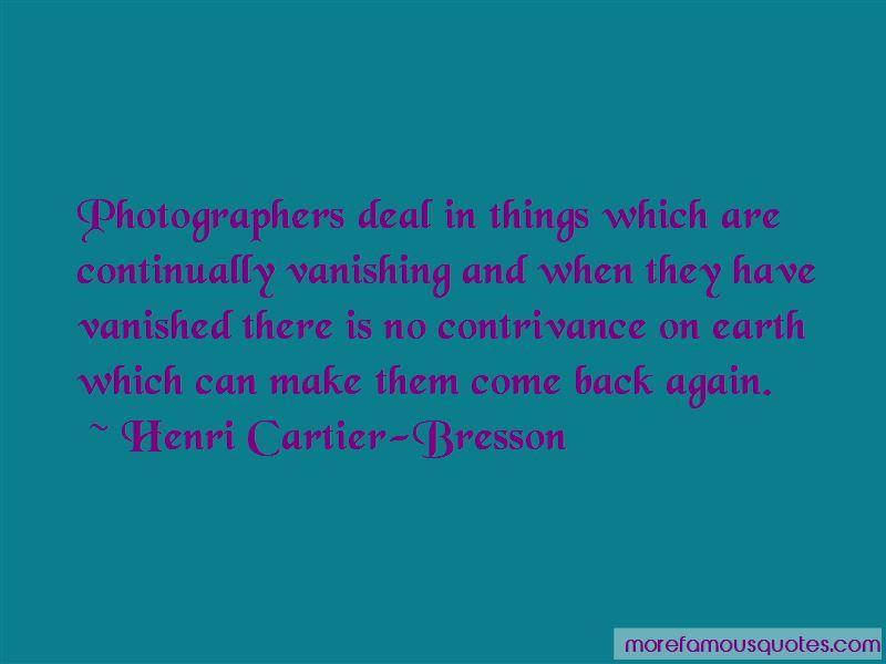 Vanishing Quotes Pictures 3