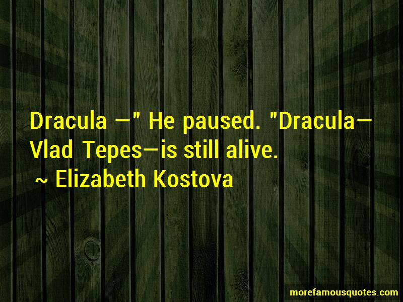Quotes About Vlad Tepes