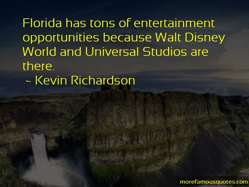 Quotes About Walt Disney World
