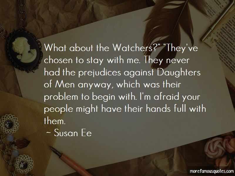 Quotes About Watchers