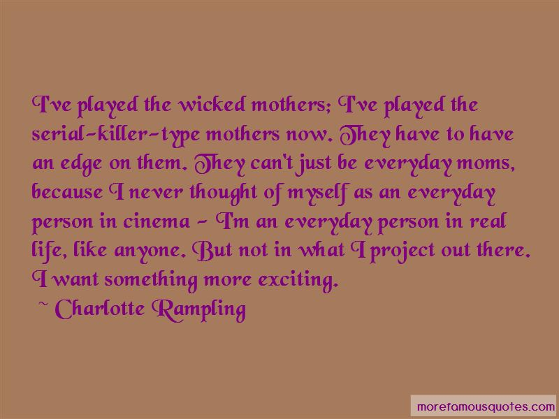 Quotes About Wicked Mothers