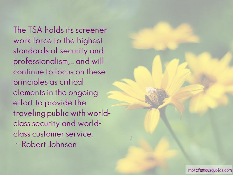 World Class Service Quotes Pictures 2