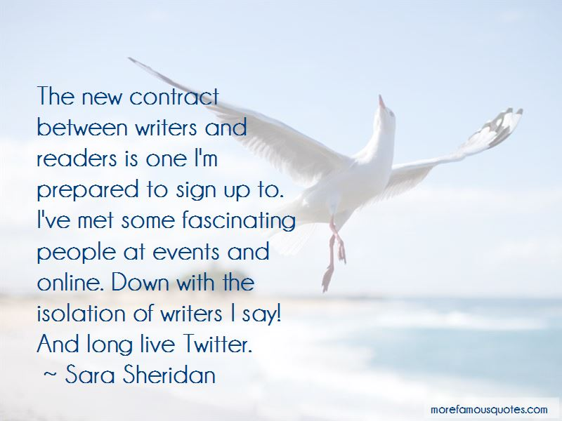 Writers And Readers Quotes Pictures 3