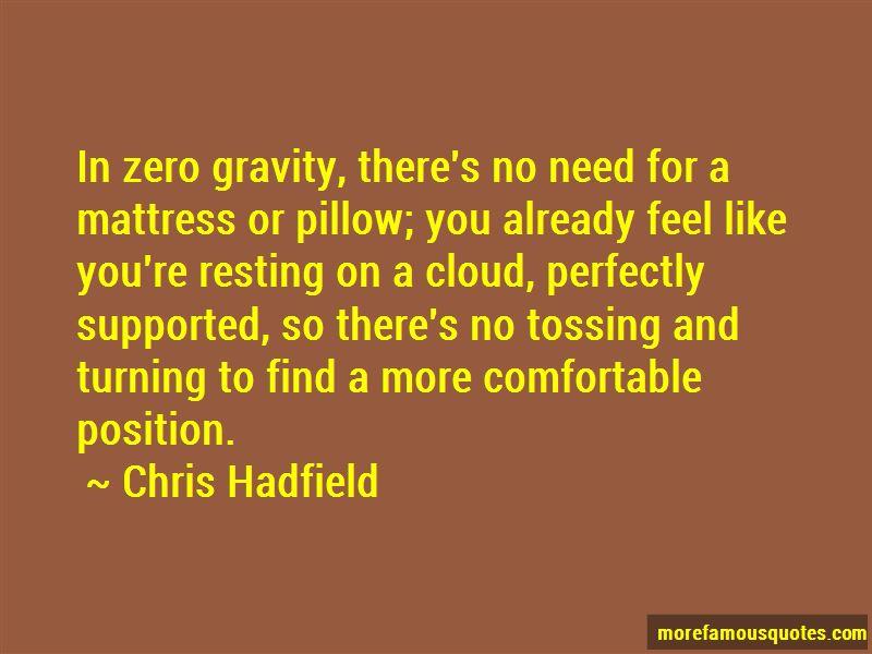 Zero Gravity Quotes Pictures 4