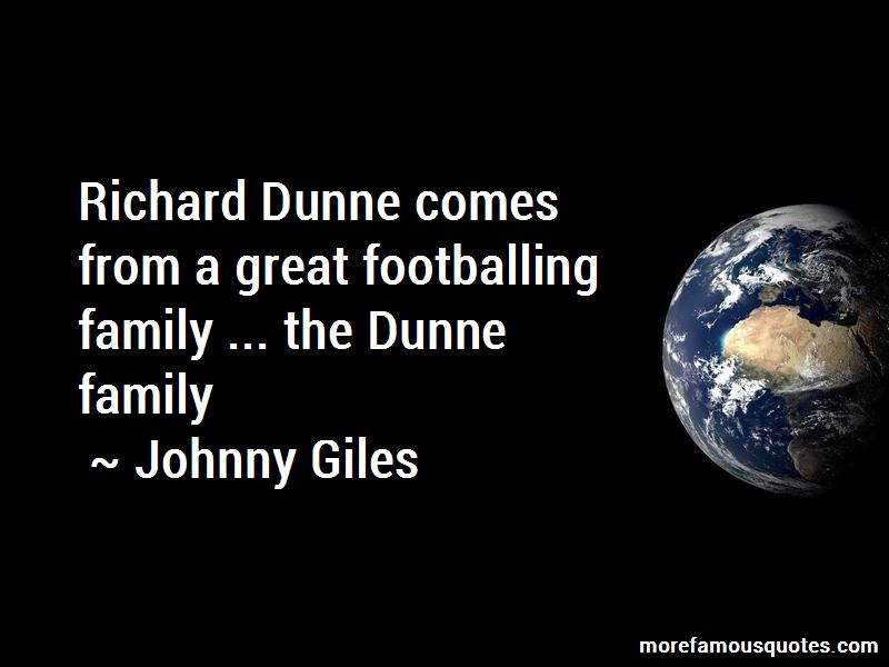 Richard Dunne Quotes