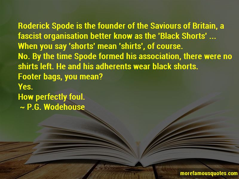 Roderick Spode Quotes Pictures 2