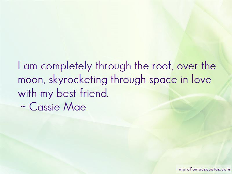 Space In Love Quotes