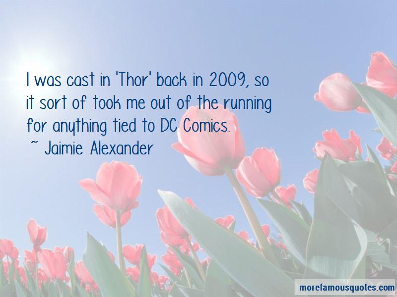 Thor Comics Quotes