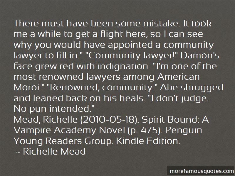 Vampire Academy Spirit Bound Quotes