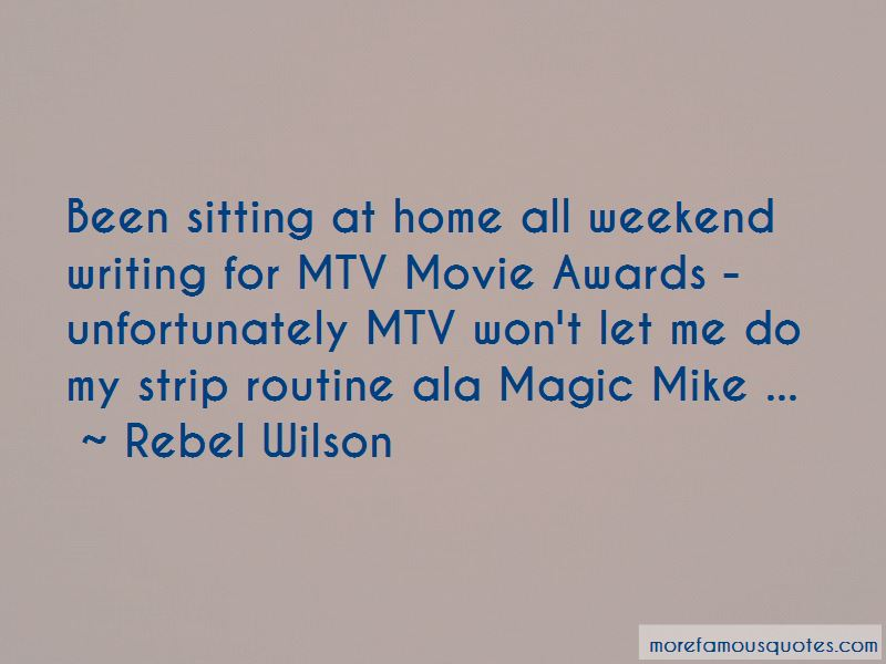 Weekend At Home Quotes Pictures 2