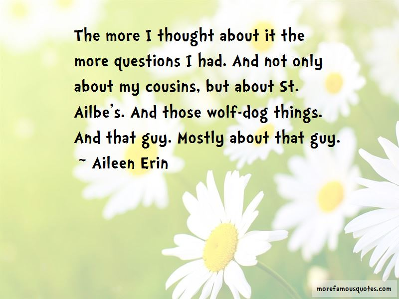 Wolf Dog Quotes