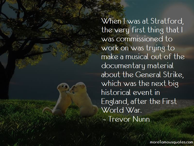 World At War Documentary Quotes