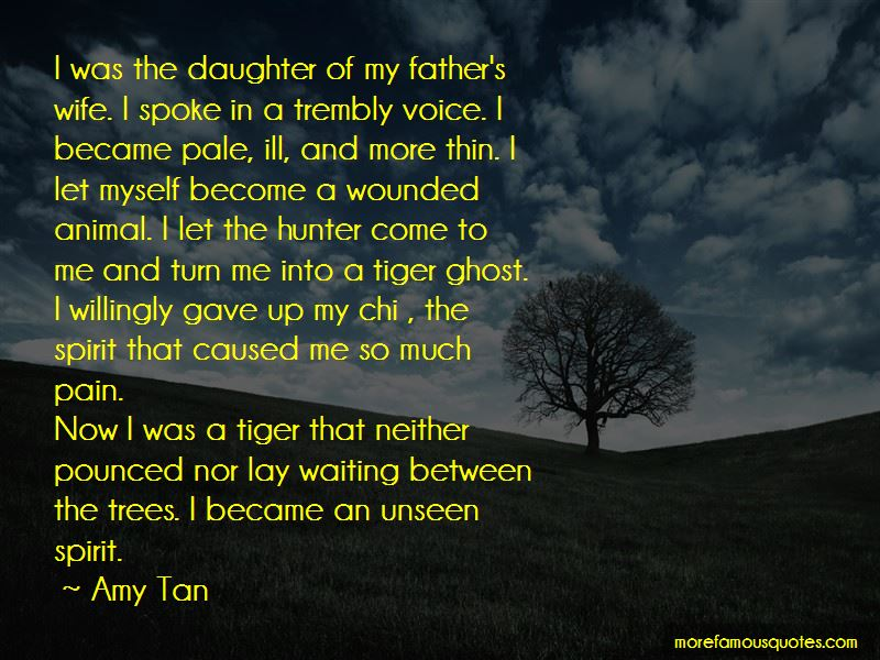 Wounded Tiger Quotes Pictures 3