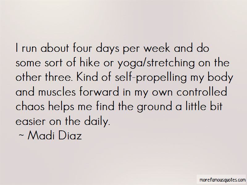 Yoga Stretching Quotes