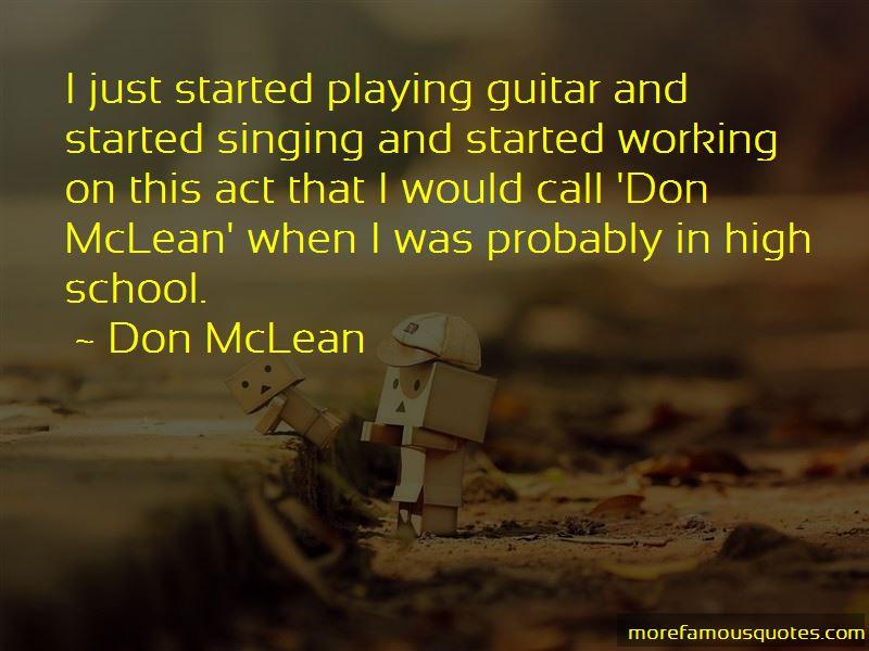 Aj Mclean Quotes