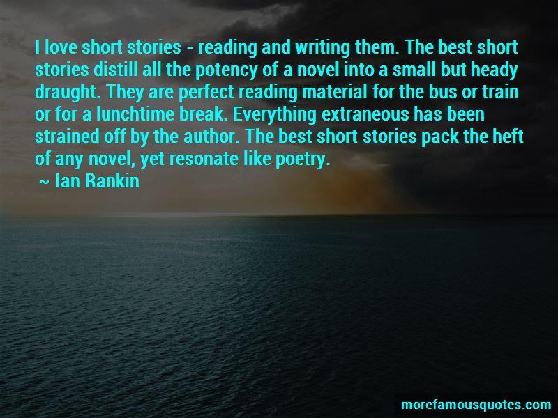 Best Love Novel Quotes