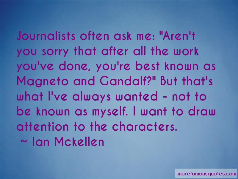 Best Magneto Quotes