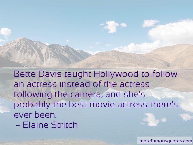 Bette Davis Movie Quotes Pictures 3