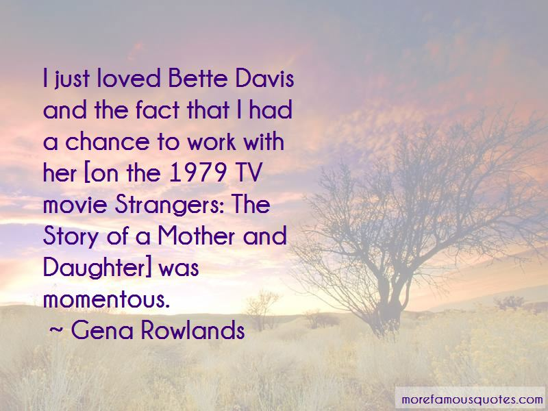 Bette Davis Movie Quotes
