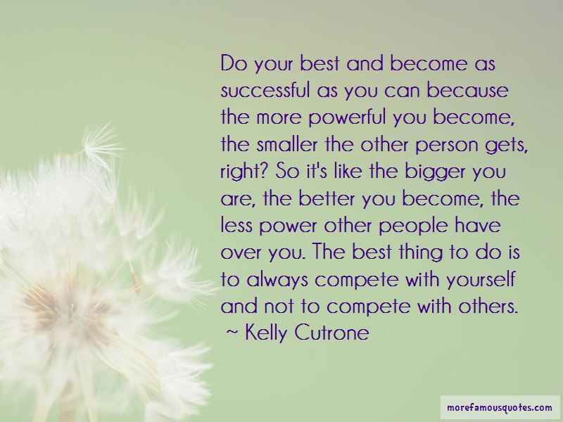 Better Person Because Of You Quotes Pictures 3
