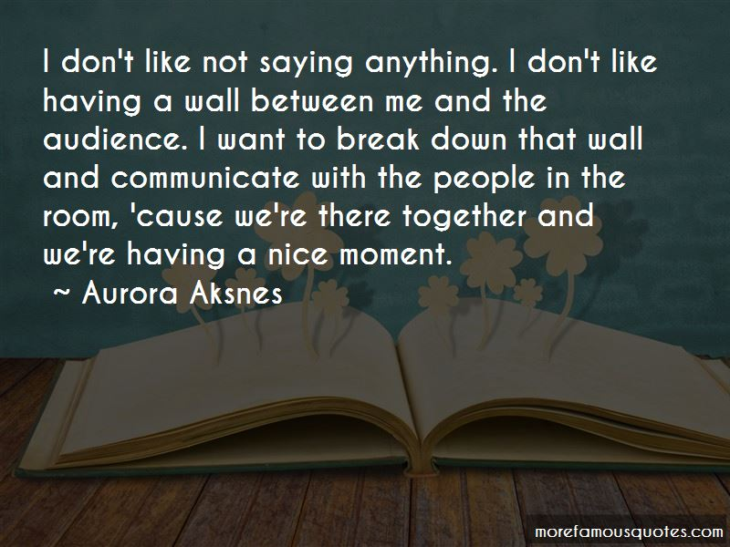 Break Wall Quotes Pictures 3