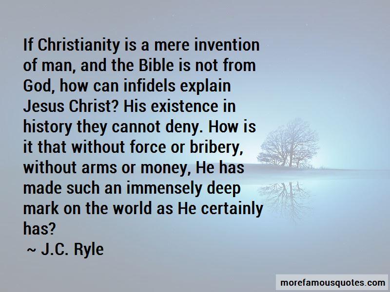 Bribery Bible Quotes