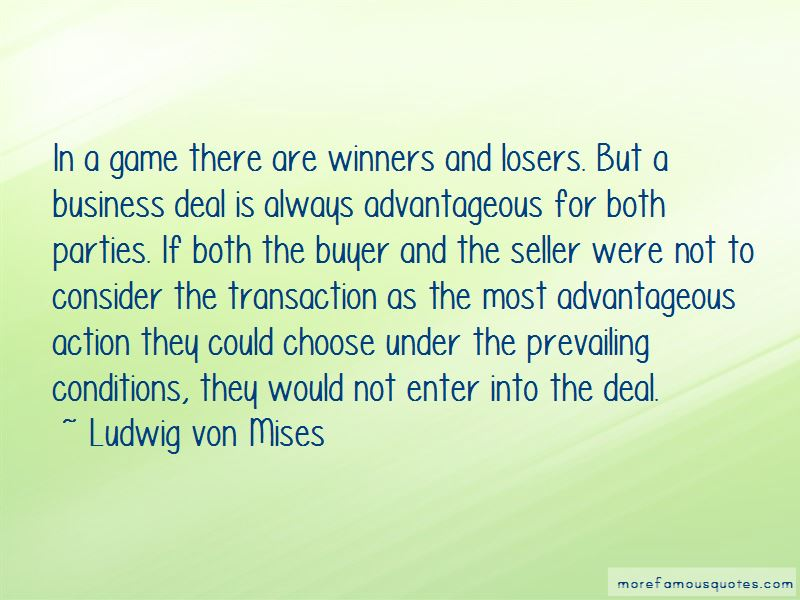 Business Buyer Quotes