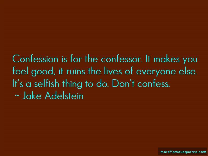 Confessor Quotes Pictures 4