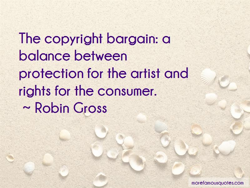 Consumer Rights Protection Quotes
