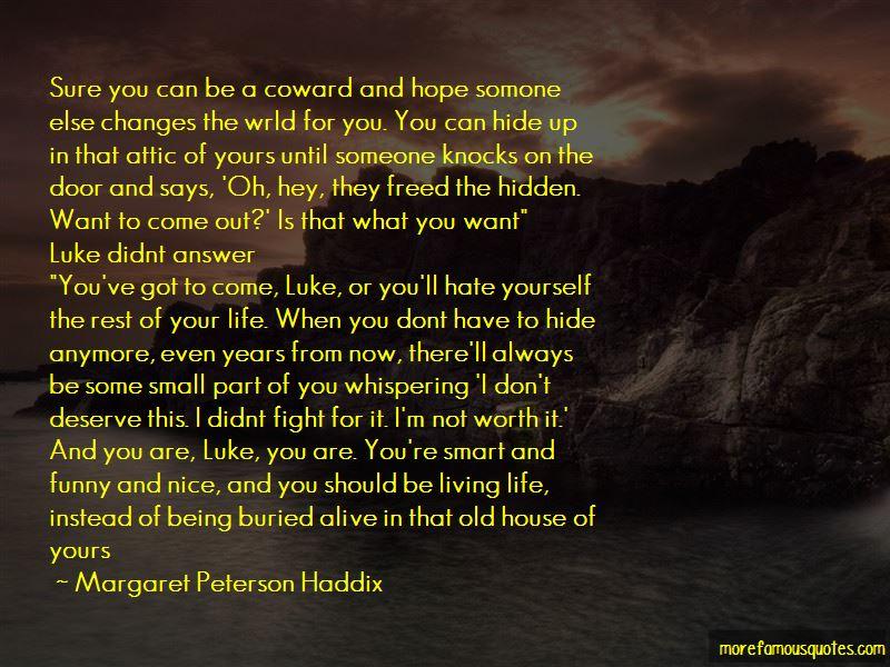 Coward Bf Quotes