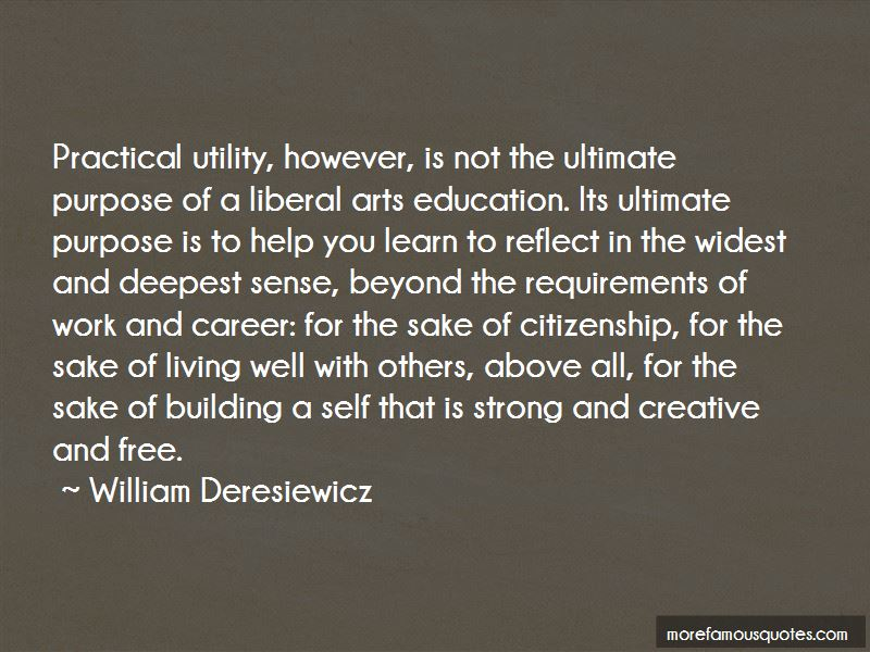 Creative Arts Education Quotes