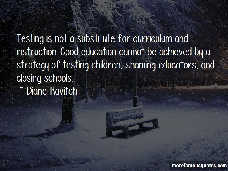 Curriculum And Instruction Quotes
