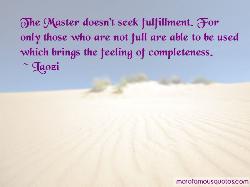 Feeling Completeness Quotes Pictures 2