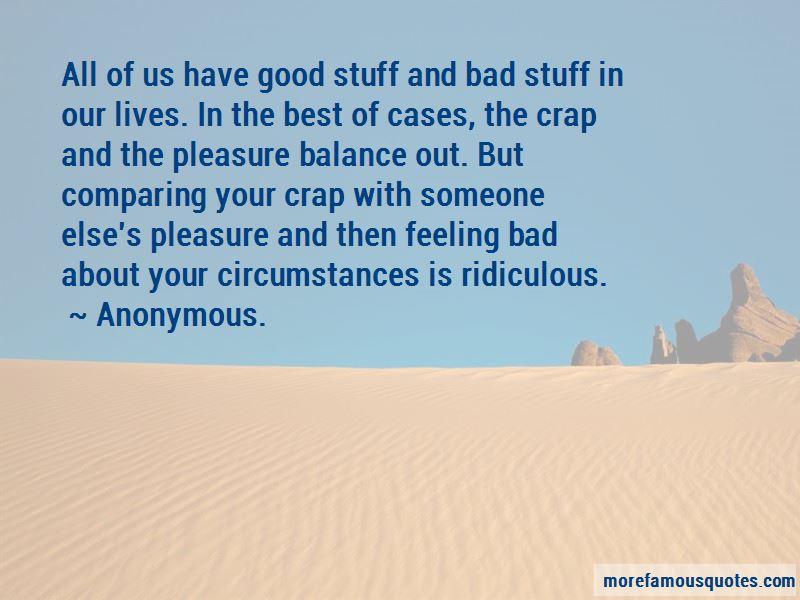 Feeling Crap Quotes