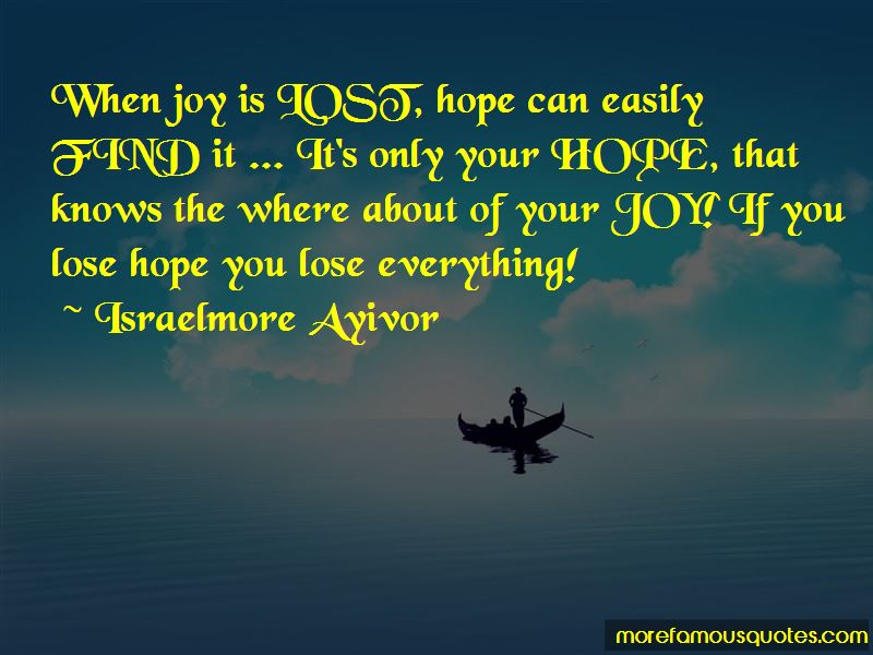Find Joy In Everything You Do Quotes
