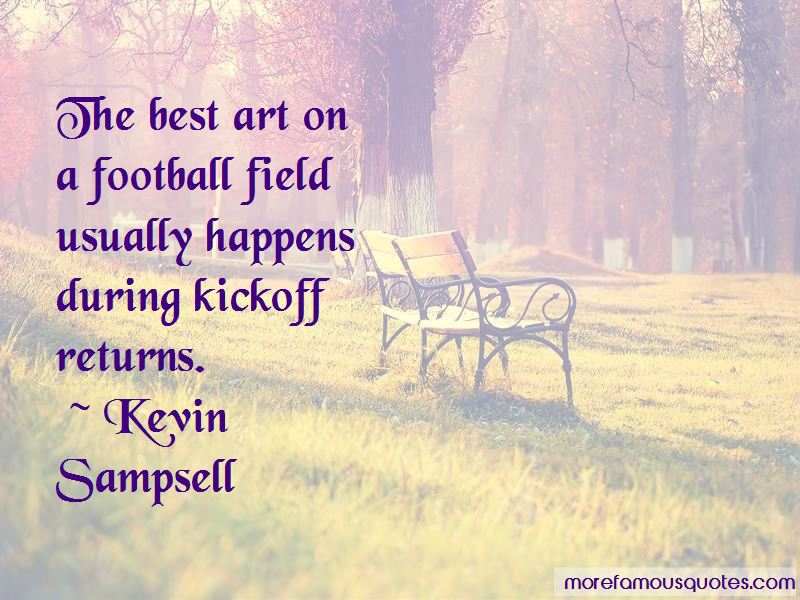Football Kickoff Quotes