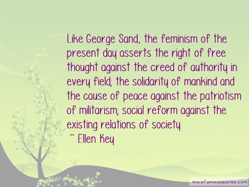George Sand Feminism Quotes