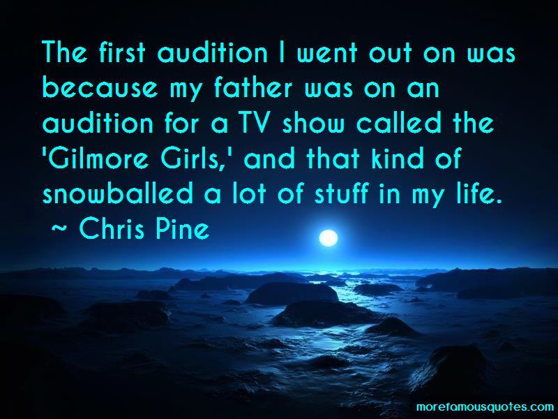 Gilmore Quotes