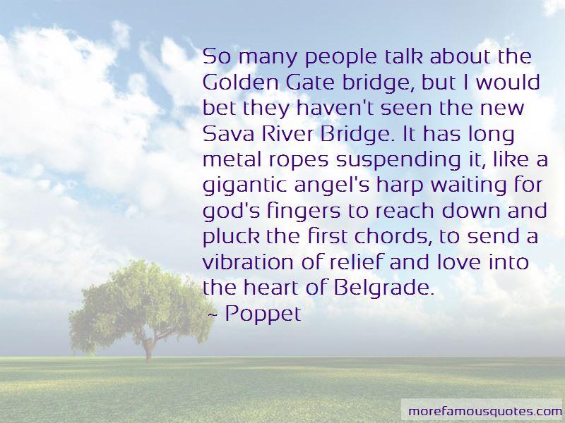 Golden Gate Bridge Love Quotes