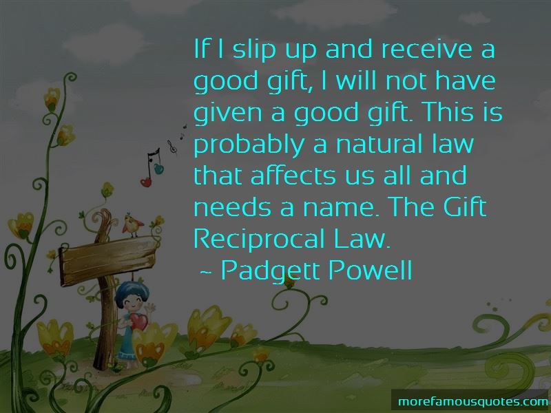 Good Gift Quotes