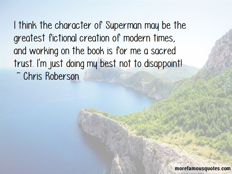 Greatest Fictional Character Quotes